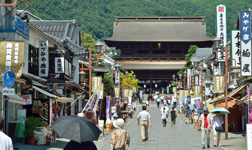 Nagano area
