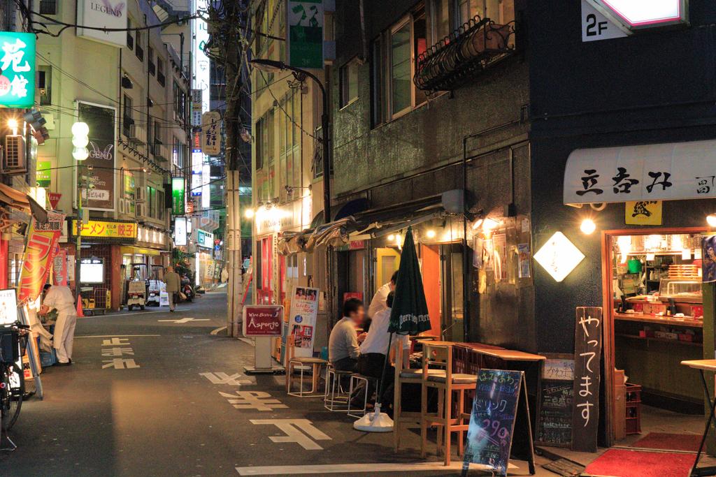 都内で楽しむ。長野の地酒が飲める店