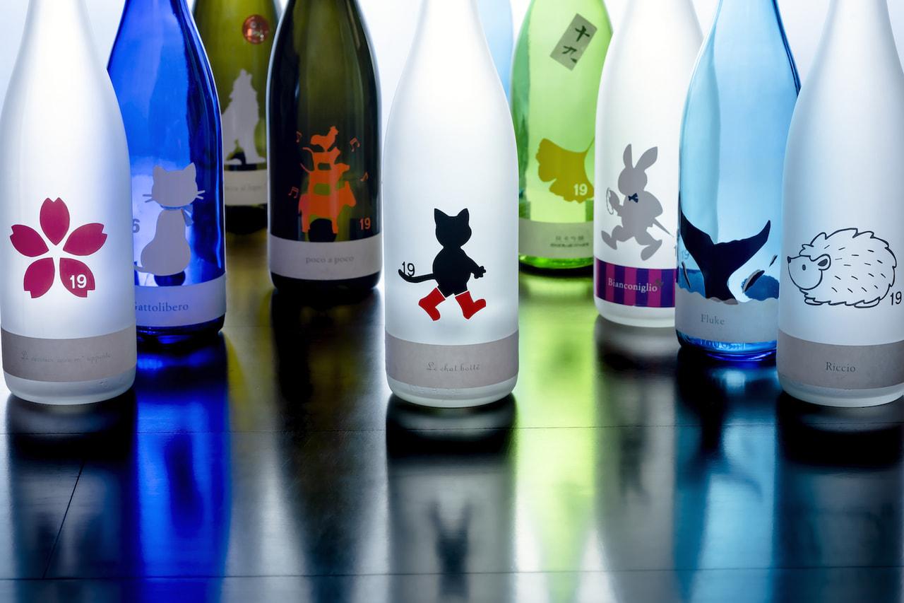 写真に撮りたい!ギフトにも最適 デザインがすてきな長野の地酒